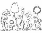 Flores da floresta