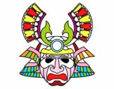Máscara  chinesa