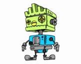 Robot com Moicano
