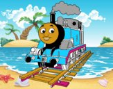 Thomas a locomotiva