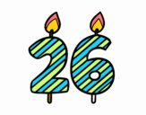 26 anos