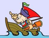 Ursito marinheiro