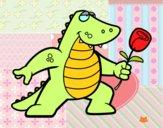 Dragão apaixonado