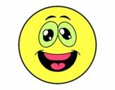 Smiley engraçado