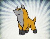 Lobo-cinzento