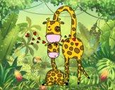 Mamã girafa