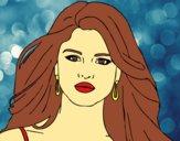 Selena Gomez primeiro plano
