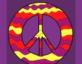 Símbolo da paz