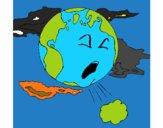 Terra doente