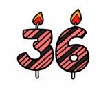 36 anos
