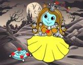 Princesa sapatinho de cristal