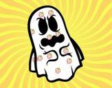 Fantasma assustado