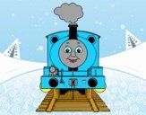 Percy a locomotiva