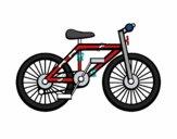 Desenho Bicicleta pintado por rein