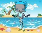 El robô inteligente
