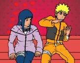 Hinata e Naruto