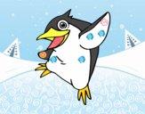 Pinguim-azul