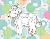 Vaca de fazenda