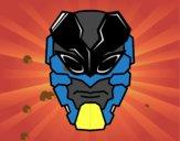 Máscara homem abelha
