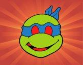 Máscara Ninja Turtles