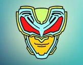 Máscara raios X
