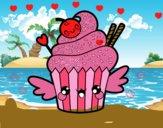 O Cupcake kawaii