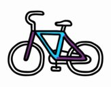 Bicicleta básico