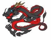 Dragão japonês