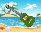 A guitarra espanhola