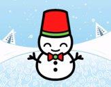 Boneco de neve 5