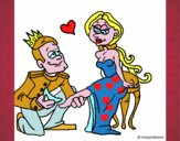 Princesa sem sapato