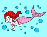 Sireia do mar