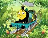 James a locomotiva vermelha