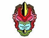 Máscara robô