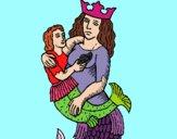 Mãe sereia