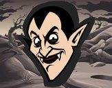 Cabeça de Conde Drácula