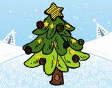 Un árvore de Natal