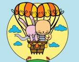 O balão do amor