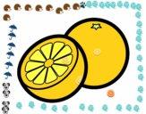 Desenho As laranjas pintado por gui2011