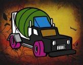 Caminhão batoneira