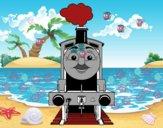 James a locomotiva