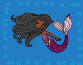 Sereia flutuante
