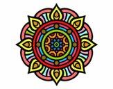 Mandala pontos de incêndio