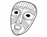 Máscara de surpresa