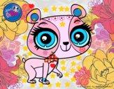 Desenho Penny Ling pintado por Giovannamg