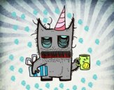 Presentes de aniversário Monstro