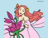 Desenho Primavera pintado por Craudia