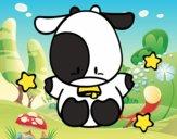 Vaca pequena