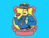 Polícia com filhós