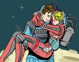 Astronautas apaixonados